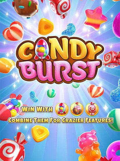 Candy Burst ทดลองเล่นฟรี